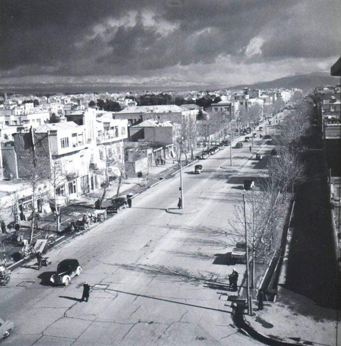 خیابان انقلاب تهران عکس قدیم