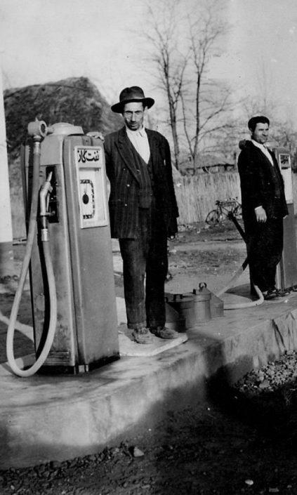 پمپ بنزین وصال تهران قدیمی ترین پمپ بنزین فعال کشور